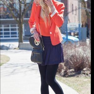Wilfred orange blazer sz 4
